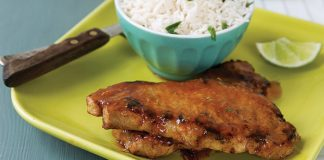 Sweet and spicy pork chops | Easy Food