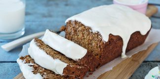 Wholemeal carrot loaf | Easy Food