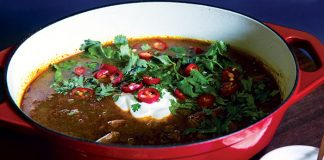 wholesome lentil dhal Easy Food