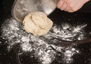 turn out dough yeast Easy Food