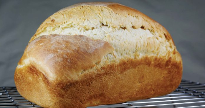 loaf of bread yeast Easy Food