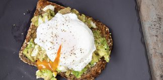 Perfect poached eggs Easy Food