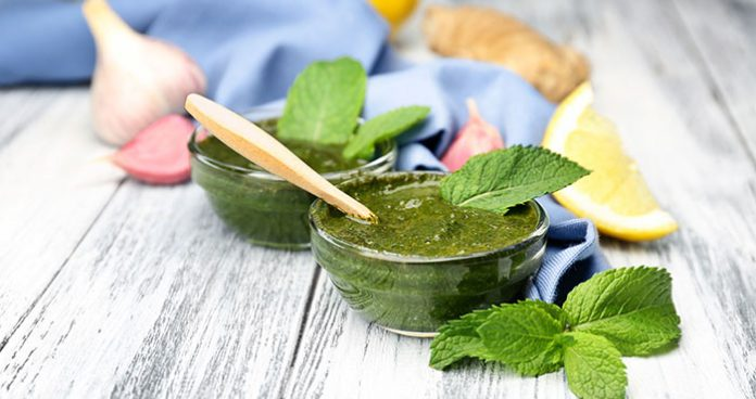 Mint sauce | Easy Food