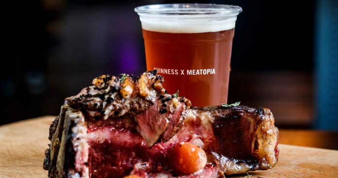 Guinness X Meatopia Open Gate Brewery Easy Food