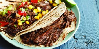 Beef Barbacoa tacos Easy Food
