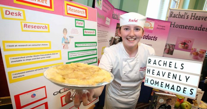 Foroige Youth Entrepreneur of the Year Awards Easy Food