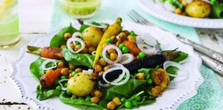 Samosa salad Easy Food