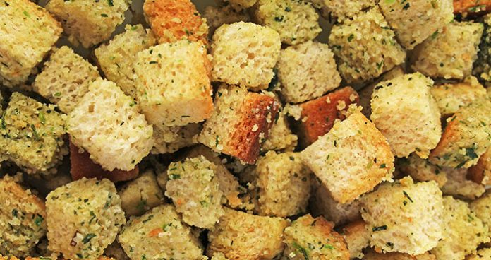 Creative croutons | Easy Food