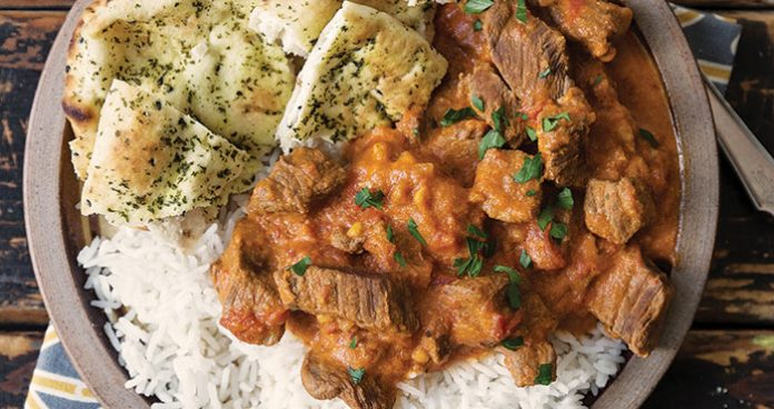 African beef and peanut stew Easy Food