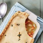 Cannellini bean and thyme vegan pot pie Easy Food