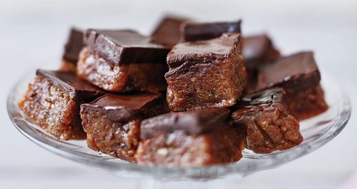 Chocolate peanut butter fudge Easy Food