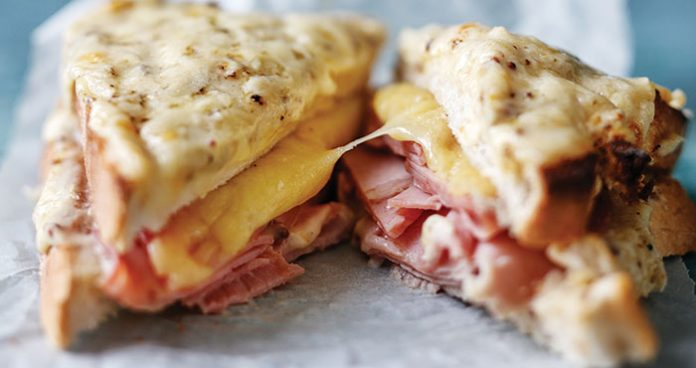 Croque Monsieur Easy Food