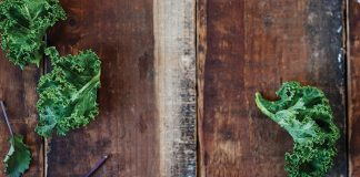 3 ways with kale