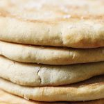 Lactose-free flatbreads Easy Food