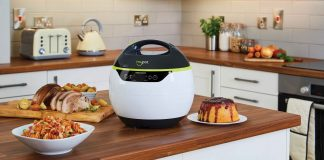 Morphy Richards MyPot Pressure Cooker Easy Food