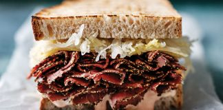 NYC Reuben Easy Food