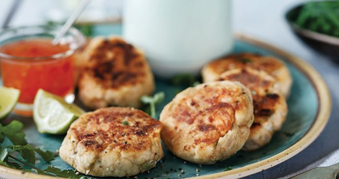 Quick Asian fishcakes Easy Food