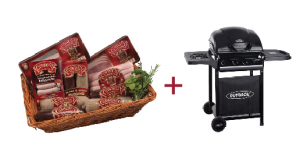 Clonakilty competition gas barbecue hamper Easy Food