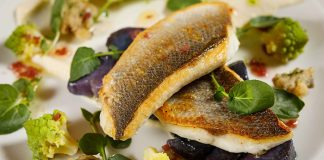 SOLE Seafood Grill Sea Bass Easy Food