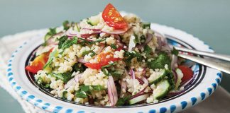 Tabbouleh Easy Food