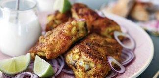 Tandoori chicken drumsticks Easy Food