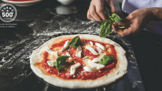 Win dinner at Forno 500° to the value of €100 easy food magazine competition