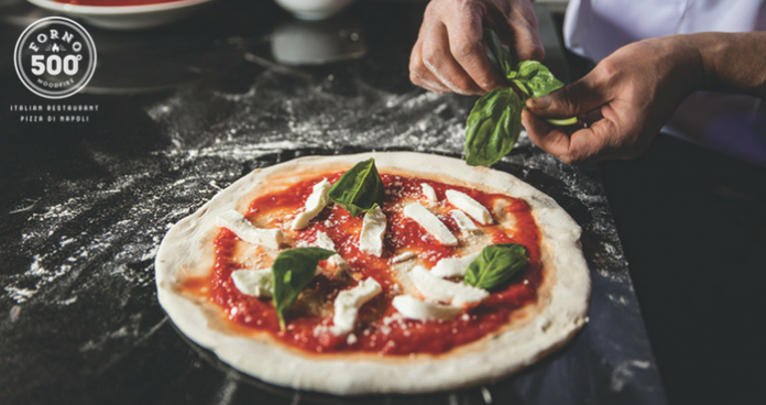 Win dinner at Forno 500° to the value of €100 easy food magazine competition Easy Food
