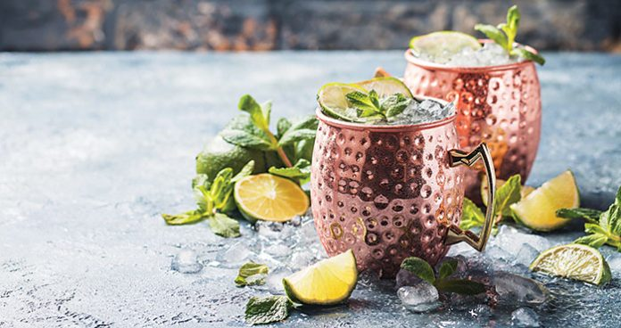 Moscow mule Easy Food