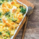Chicken and broccoli bake Easy Food
