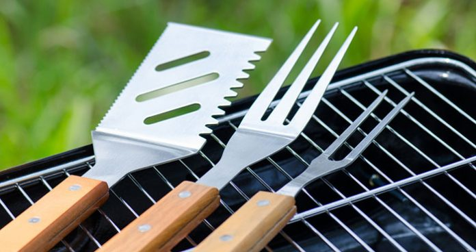 Essential barbecue toolkit