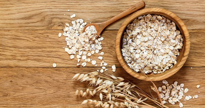 Rolled oats Easy Food