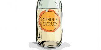 Simple drinks syrup