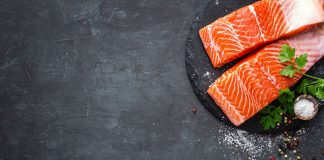Ways with salmon Easy Food