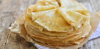 Ultimate thin pancake recipe