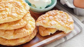 Cloud bread Easy Food
