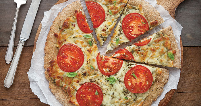 Wholewheat pizza Easy Food
