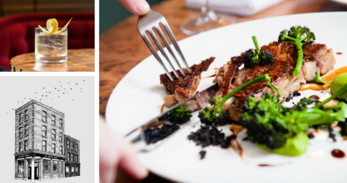 Win dinner and drinks at The Lucky Duck to the value of €100 Easy Food Magazine Comp
