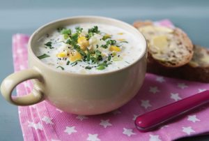 Corn chowder gluten free Easy Food
