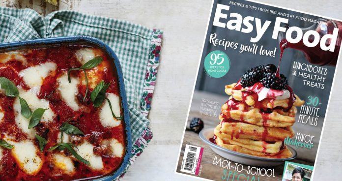 Easy Food issue 133 September