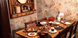 Gallaghers traditional Irish food experience 1900s Easy Food