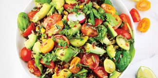 Mexican salad Easy Food