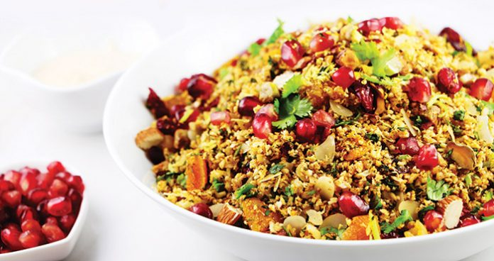 Cauliflower 'couscous' salad Easy Food