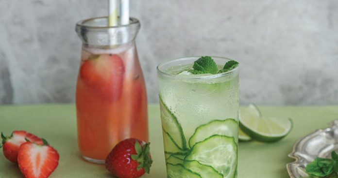 Strawberry limeade Easy Food