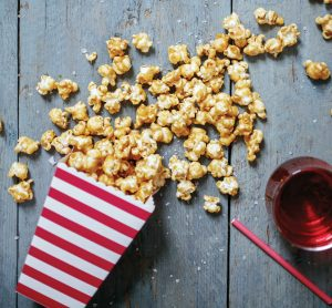 Toffee popcorn Easy Food