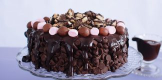 Mega Rocky Road cake Easy Food