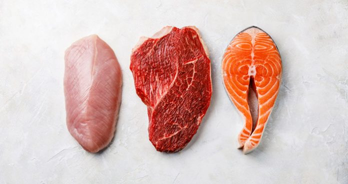 How to cook meat and fish Easy Food