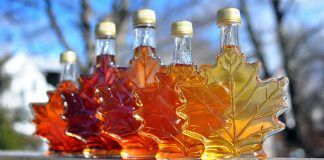 Maple syrup Easy Food