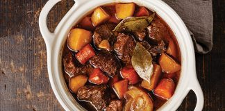 Braised beef in Irish stout Easy Food