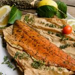Light summer meals with fish Easy Food