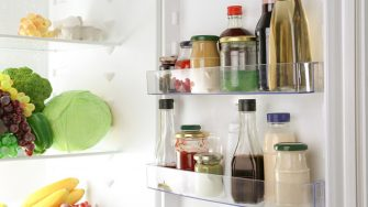 Where to keep condiments Easy Food